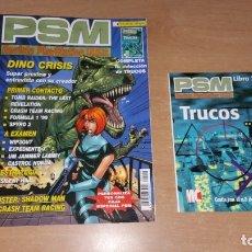 Coleccionismo de Revistas y Periódicos: PSM N° 8 CON GUÍA REVISTA PLAYSTATION INDEPENDIENTE. Lote 180959566