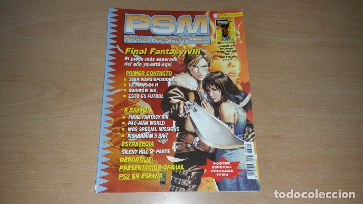 Coleccionismo de Revistas y Periódicos: PSM N° 9 revista playstation independiente - Foto 1 - 180959726
