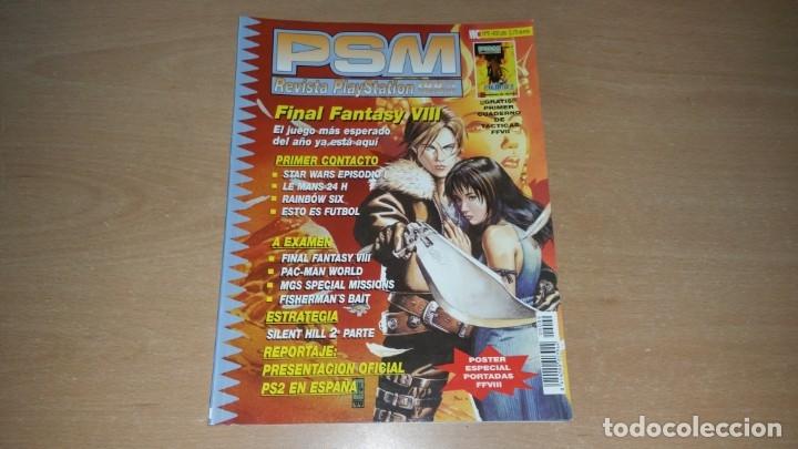PSM N° 9 REVISTA PLAYSTATION INDEPENDIENTE (Coleccionismo - Revistas y Periódicos Modernos (a partir de 1.940) - Otros)