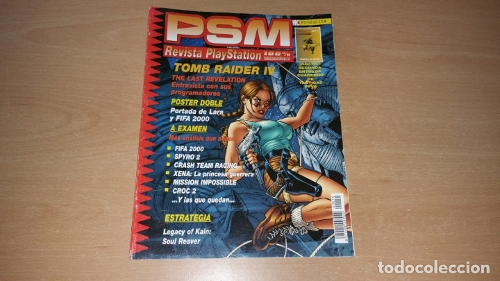 Coleccionismo de Revistas y Periódicos: PSM N° 10 revista playstation independiente - Foto 1 - 180959846