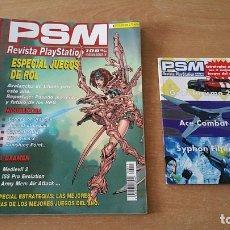 Coleccionismo de Revistas y Periódicos: PSM N° 15 GUIA REVISTA PLAYSTATION INDEPENDIENTE. Lote 180968015