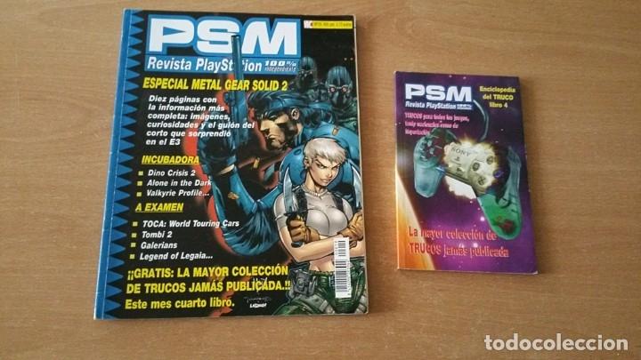 PSM N° 19 + GUIA REVISTA PLAYSTATION INDEPENDIENTE (Coleccionismo - Revistas y Periódicos Modernos (a partir de 1.940) - Otros)
