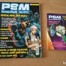 Coleccionismo de Revistas y Periódicos: PSM N° 19 + GUIA REVISTA PLAYSTATION INDEPENDIENTE. Lote 180968212