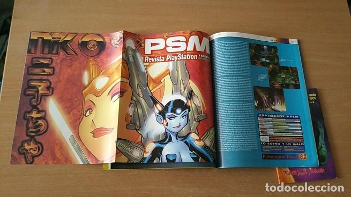 Coleccionismo de Revistas y Periódicos: PSM N° 19 + guia revista playstation independiente - Foto 2 - 180968212