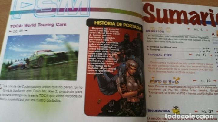 Coleccionismo de Revistas y Periódicos: PSM N° 19 + guia revista playstation independiente - Foto 3 - 180968212