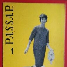 Coleccionismo de Revistas y Periódicos: PASSAP 1. Lote 181076685