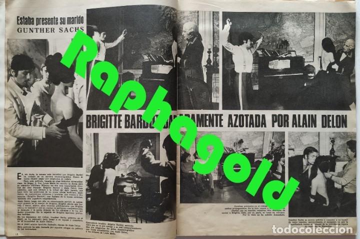 Coleccionismo de Revistas y Periódicos: Revista SEMANA 1419 Claudia Cardinale Raphael Brigitte Bardot Marisol Conchita Velasco - Foto 4 - 181133650