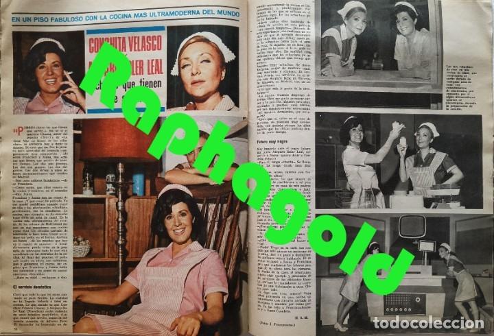 Coleccionismo de Revistas y Periódicos: Revista SEMANA 1419 Claudia Cardinale Raphael Brigitte Bardot Marisol Conchita Velasco - Foto 6 - 181133650