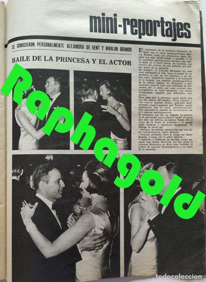 Coleccionismo de Revistas y Periódicos: Revista SEMANA 1419 Claudia Cardinale Raphael Brigitte Bardot Marisol Conchita Velasco - Foto 7 - 181133650