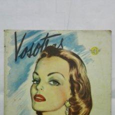 Coleccionismo de Revistas y Periódicos: REVISTA VOSOTRAS, Nº 749, MARZO 1950, . Lote 181147771