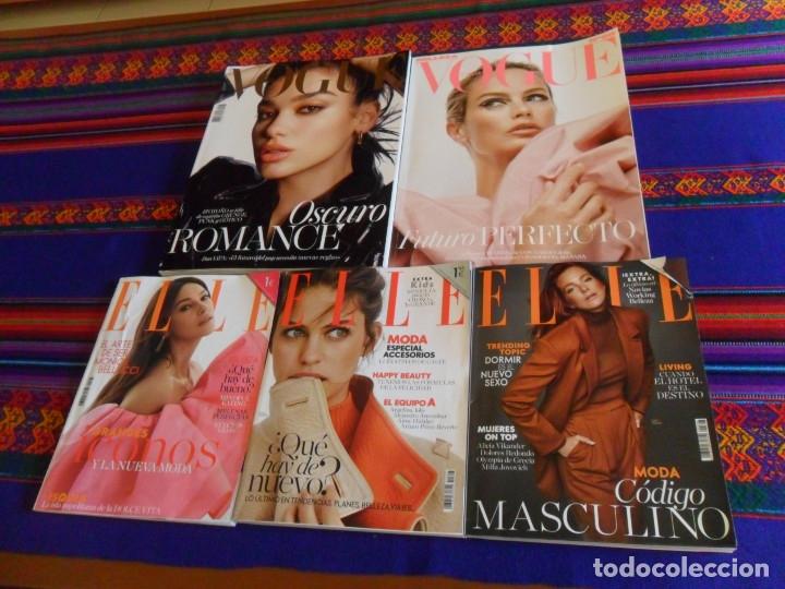 Coleccionismo de Revistas y Periódicos: 145 REVISTA FEMENINA COSMOPOLITAN MARIE CLAIRE VOGUE GLAMOUR VANITY FAIR CITIZEN K TELVA. AMPLIADO! - Foto 31 - 45065154