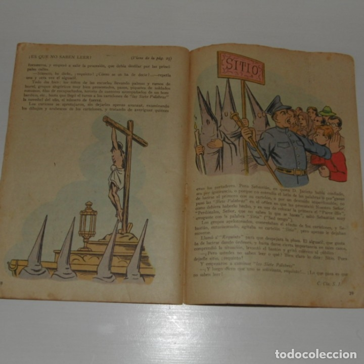 Coleccionismo de Revistas y Periódicos: Revista Hosanna. 1951. - Foto 5 - 181169702