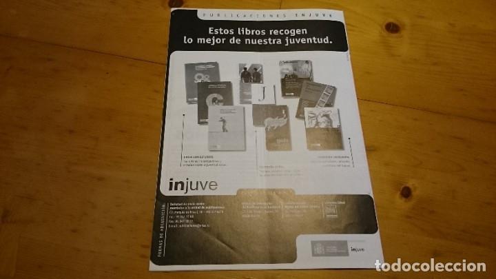 Coleccionismo de Revistas y Periódicos: BOLETÍN REVISTA PROEL OJE N 60 ÓRGANO DE LA ORGANIZACIÓN JUVENIL ESPAÑOLA - JUNIO 2001 - Foto 3 - 235461155