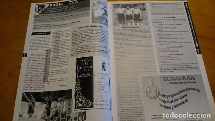 Coleccionismo de Revistas y Periódicos: BOLETÍN REVISTA PROEL OJE N 65 ÓRGANO DE LA ORGANIZACIÓN JUVENIL ESPAÑOLA - DICIEMBRE 2002 - Foto 2 - 235462410