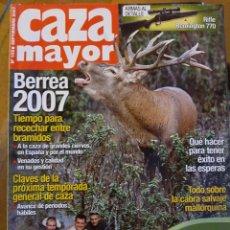 Coleccionismo de Revistas y Periódicos: REVISTA CAZA MAYOR N° 102. Lote 181208413