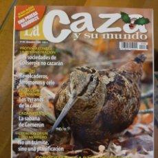 Coleccionismo de Revistas y Periódicos: REVISTA LA CAZA Y SU MUNDO N° 66. Lote 181208766