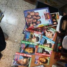 Coleccionismo de Revistas y Periódicos: 1 LOTE DE TELE INDISCRETA Y SUPER POP DE LA SERIE SENSACION DE VIVIR 90210 VINTAGE. Lote 181337916