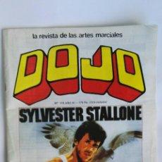 Coleccionismo de Revistas y Periódicos: REVISTA ARTES MARCIALES DOJO SYLVESTER STALLONE N 119. Lote 181353651