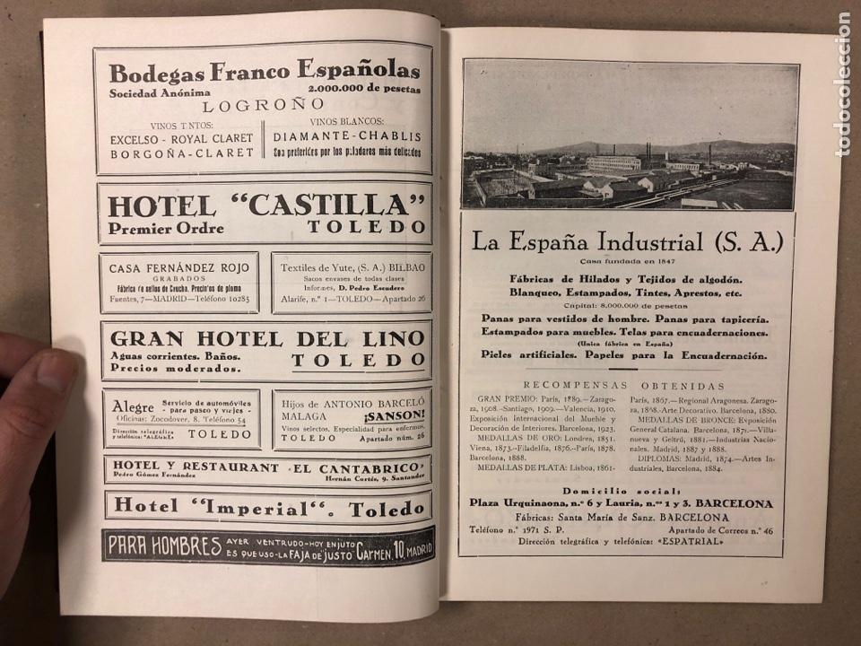 Coleccionismo de Revistas y Periódicos: UNIÓN PATRIÓTICA AÑO III N° 47 y 48 (1928). ESPECIAL MIGUEL PRIMO DE RIVERA Y ORBANEJA. ENCUADERNADO - Foto 3 - 181415508