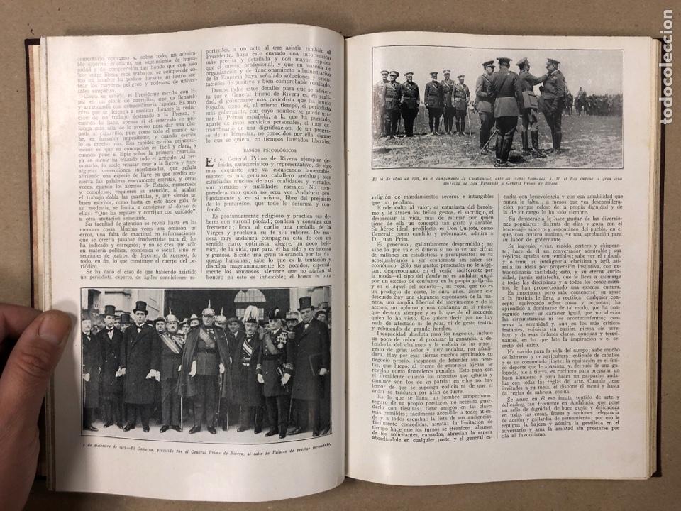 Coleccionismo de Revistas y Periódicos: UNIÓN PATRIÓTICA AÑO III N° 47 y 48 (1928). ESPECIAL MIGUEL PRIMO DE RIVERA Y ORBANEJA. ENCUADERNADO - Foto 7 - 181415508