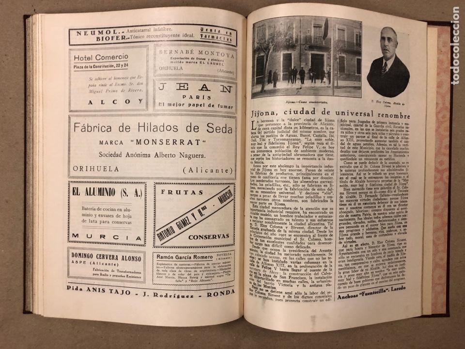 Coleccionismo de Revistas y Periódicos: UNIÓN PATRIÓTICA AÑO III N° 47 y 48 (1928). ESPECIAL MIGUEL PRIMO DE RIVERA Y ORBANEJA. ENCUADERNADO - Foto 10 - 181415508