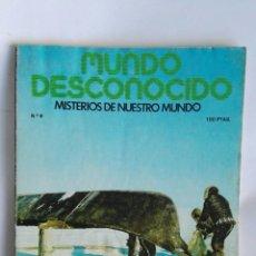 Coleccionismo de Revistas y Periódicos: REVISTA MUNDO DESCONOCIDO N° 9. Lote 181437670