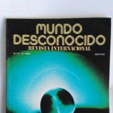 Coleccionismo de Revistas y Periódicos: REVISTA MUNDO DESCONOCIDO N° 14. Lote 181437707