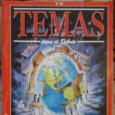 Coleccionismo de Revistas y Periódicos: TEMAS PARA EL DEBATE Nº 26 . CAMBIO Y CONFLICTO INTERNACIONAL. Lote 181604255