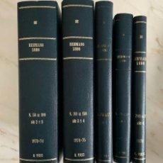 Coleccionismo de Revistas y Periódicos: REVISTA HERMANO LOBO. Lote 181735063