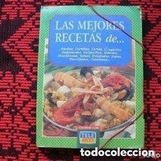 Coleccionismo de Revistas y Periódicos: REVISTA TELE INDISCRETA LAS MEJORES RECETAS DE .. ( COMPLETA ). Lote 181899832