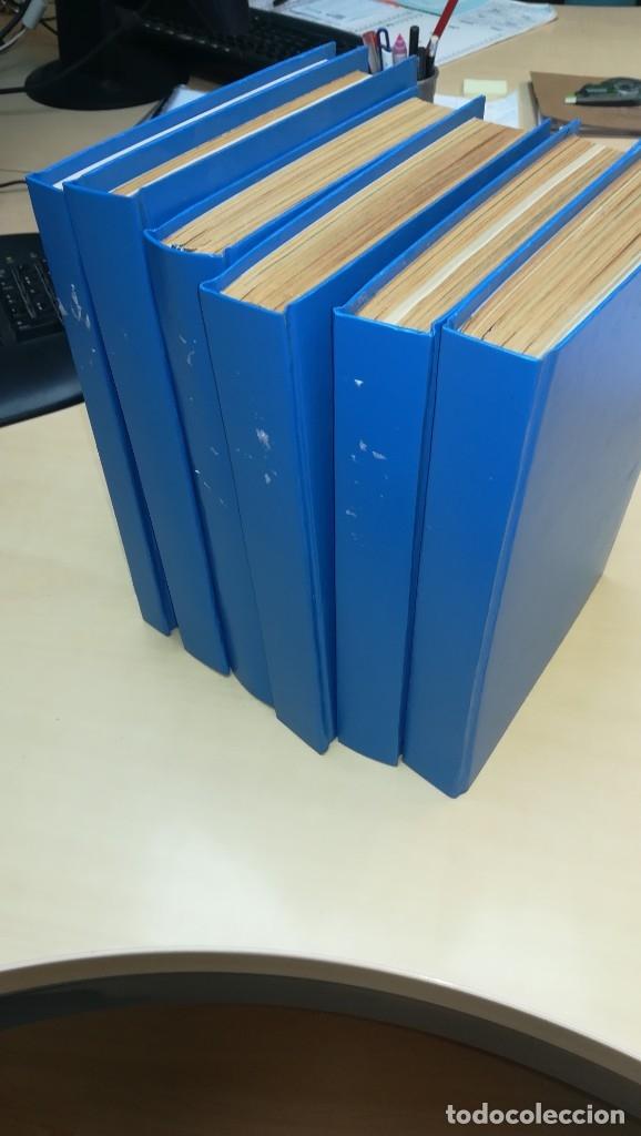 Coleccionismo de Revistas y Periódicos: REVISTAS ILUSTRADAS BLANCO NEGRO. LOTE 18 REVISTAS ENCUADERNADAS - Foto 4 - 181999522