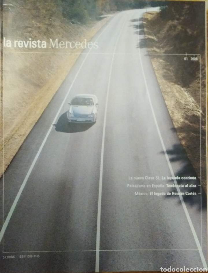 Coleccionismo de Revistas y Periódicos: Revistas Mercedes Benz - Foto 4 - 182121826