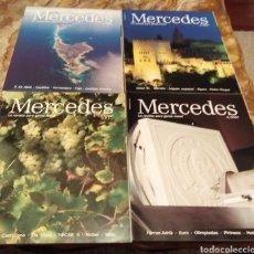 Coleccionismo de Revistas y Periódicos: REVISTAS MERCEDES BENZ. Lote 182121826
