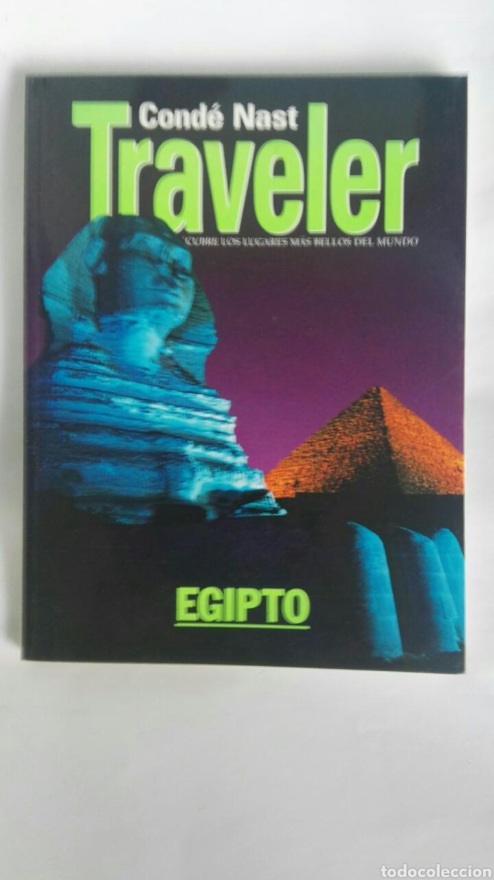 CONDÉ NAST TRAVELER EGIPTO (Coleccionismo - Revistas y Periódicos Modernos (a partir de 1.940) - Otros)