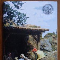 Coleccionismo de Revistas y Periódicos: BELÉN/PESEBRE/NACIMIENTO. LOTE 6 REVISTAS AGRUPACIÓ DE PESSEBRISTES DE TERRASSA. Lote 182293146