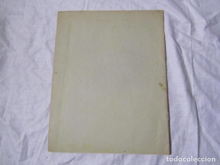 Coleccionismo de Revistas y Periódicos: REvista Ribalta bellas artes nº 27-28 I Demostración de Arte en madera - Foto 2 - 182320535
