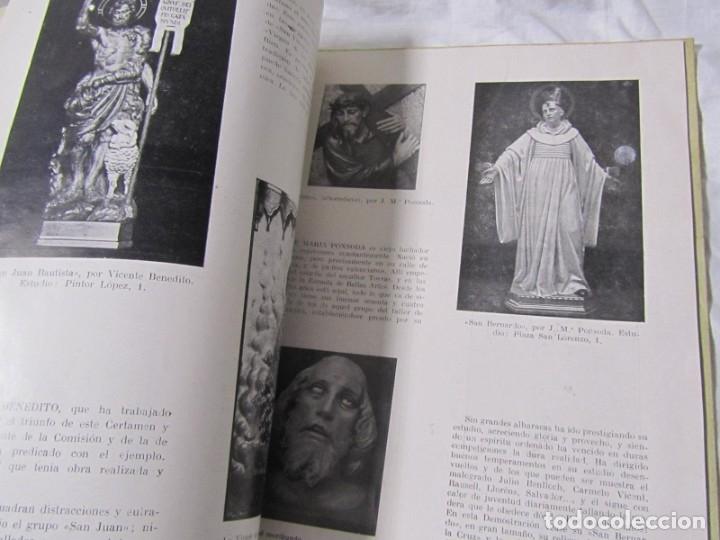 Coleccionismo de Revistas y Periódicos: REvista Ribalta bellas artes nº 27-28 I Demostración de Arte en madera - Foto 6 - 182320535