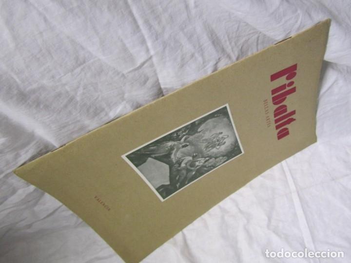 Coleccionismo de Revistas y Periódicos: Revista Ribalta bellas artes nº 38 1947 Valencia - Foto 3 - 182320607