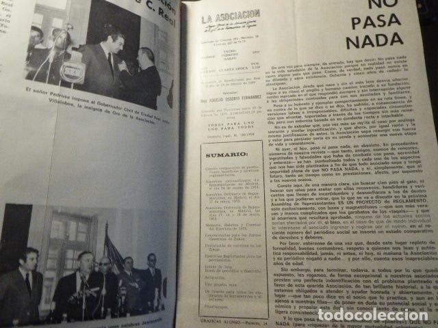 Coleccionismo de Revistas y Periódicos: LA ASOCIACION. N1 1530. 1973. ORGANO DE LA ASOCIACION DE LOS FERROCARRILES DE ESPAÑA. 26 PP. - Foto 2 - 182479923