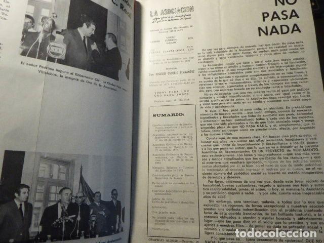Coleccionismo de Revistas y Periódicos: LA ASOCIACION. N1 1530. 1973. ORGANO DE LA ASOCIACION DE LOS FERROCARRILES DE ESPAÑA. 26 PP. - Foto 3 - 182479923