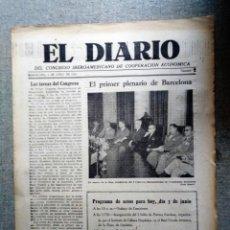Coleccionismo de Revistas y Periódicos: EL DIARIO N2 1953 . Lote 182509666