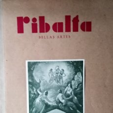 Coleccionismo de Revistas y Periódicos: RIBALTA BELLAS ARTES 1947 N 38. Lote 182510438