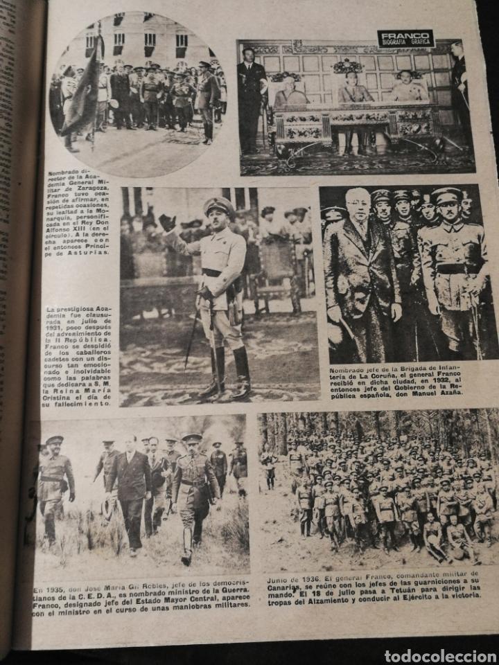 Coleccionismo de Revistas y Periódicos: LOTE PERIÓDICO ABC FRANCO A MUERTO - Foto 4 - 182549631