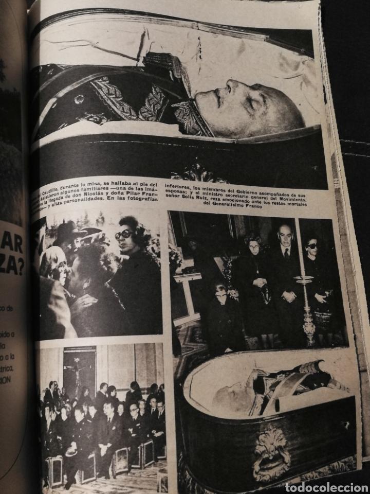 Coleccionismo de Revistas y Periódicos: LOTE PERIÓDICO ABC FRANCO A MUERTO - Foto 8 - 182549631