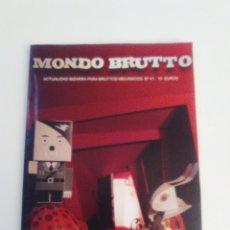 Coleccionismo de Revistas y Periódicos: MONDO BRUTTO Nº 41 MUY BUEN ESTADO. Lote 182643663