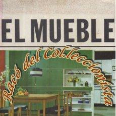 Coleccionismo de Revistas y Periódicos: REVISTA EL MUEBLE, N. 39, MARZO 1965. Lote 182684475