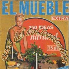 Coleccionismo de Revistas y Periódicos: REVISTA EL MUEBLE, N. 48 EXTRA DE NAVIDAD, DICIEMBRE 1965. Lote 182685752
