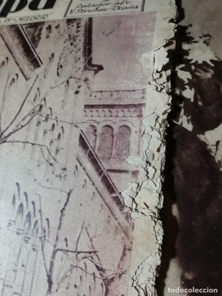 Coleccionismo de Revistas y Periódicos: revista estampa 1935 BANDIDO MONTES DE TOLEDO-ALREDEDORES DE REINOSA AGUILAR DE CAMPOO - Foto 5 - 182690981