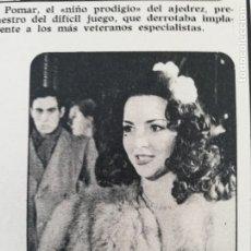 Coleccionismo de Revistas y Periódicos: SARA MONTIEL. Lote 195376673