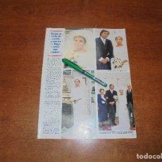 Coleccionismo de Revistas y Periódicos: CLIPPING 1997: LINA MORGAN. ROCÍO JURADO. . Lote 182814445
